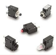 Circuit Breakers 30 AMP METAL BLK