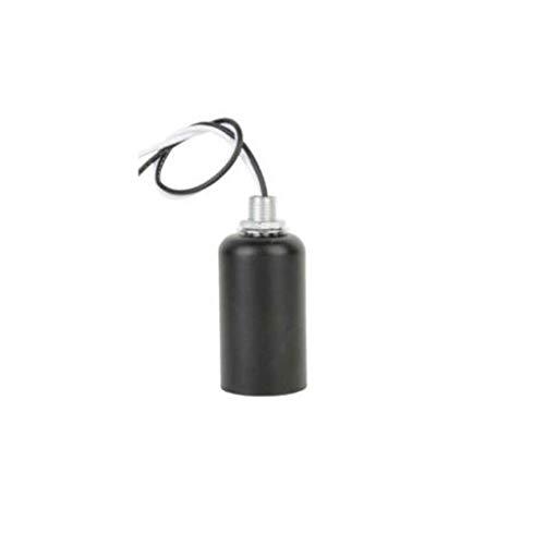 Babysbreath17 E27 E14 in Ceramica della Lampadina della Vite Portalampada E27 della Luce Base Supporto della Lampada dello Zoccolo Ciondolo Appeso Adapter
