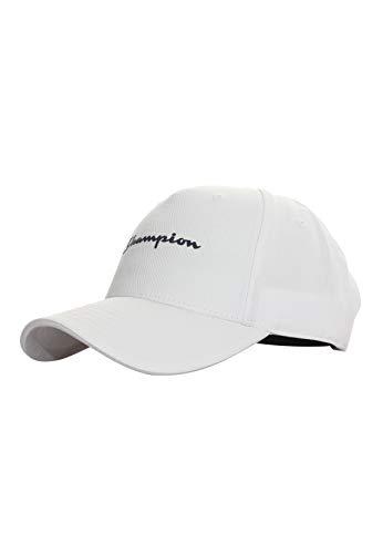 Champion Cap 804470 S21 WW001 WHT Weiß, Size:OneSize