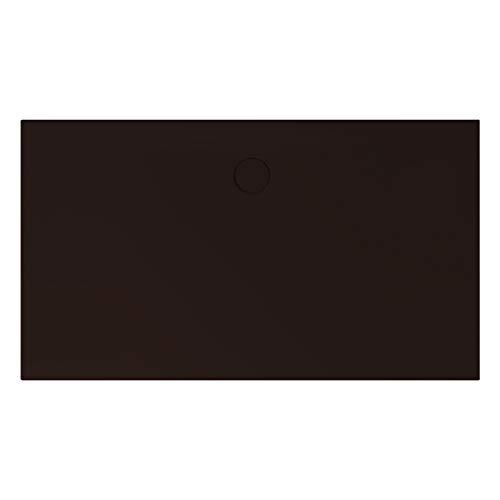 Bette Vloer Zij-douchebak 3393, 150x90cm, Kleur: Raven - 3393-400