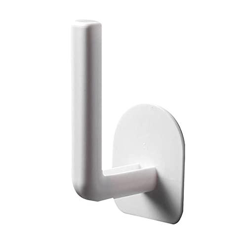 QINX Accesorio de cocina autoadhesivo para debajo del armario, rollo de papel, soporte para toallas y pañuelos, 1 unidad FBS889, 2 unidades