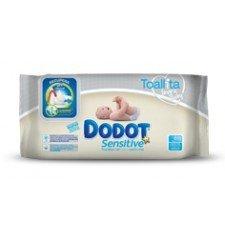 Toallitas DODOT Sensitive 15 paquetes de 54 unidades