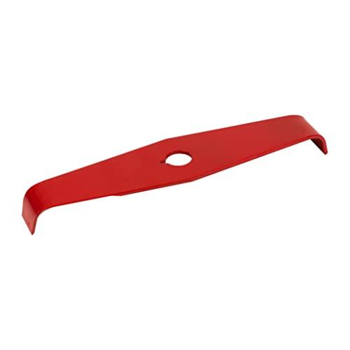 Oregon Mulching Brushcutter Blade, 2 Tooth Shredder Blade for Thick High & Dense Vegetation, 3mm Thick Hardened Steel, Fits Stihl, Husqvarna, Mitox, Echo, Kawasaki & More (295504-0)