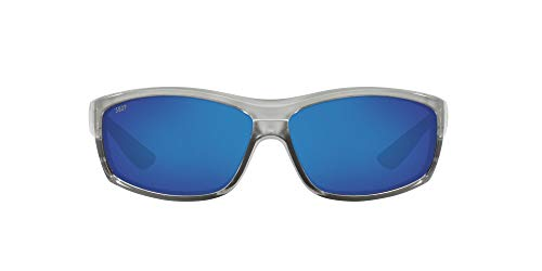 Costa Del Mar Men's Saltbreak Polarized Rectangular Sunglasses,...