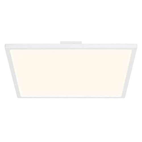 BRILLIANT LED Deckenleuchte Ceres Easydim weiß mit Leuchtmittel 1-flammig 2000 lm 3000 K warmweiß 350x350 mm