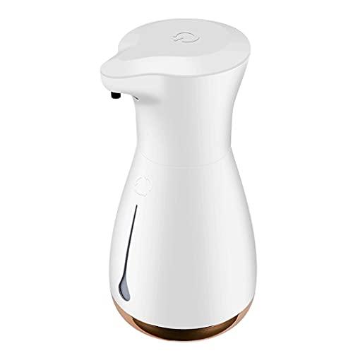 Dispensador de jabón líquido dispensador Dispensador de jabón Sensación automática Espuma para lavar SOPE SOAP Dispenser Hydraulic Home Machine para el hotel de oficina escolar Dispensador de loción