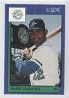 Harry Guanchez (Baseball Card) 1990 Grand Slam Eugene Emeralds - [Base] #9