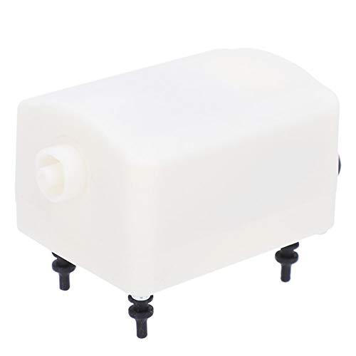 Bomba de aire ZYA680 Bomba de colchón de aire Mini bomba de aire Ultra Mute 4W 6‑8L / min 15‑25kpa AC DC Inflador eléctrico(AC220V)