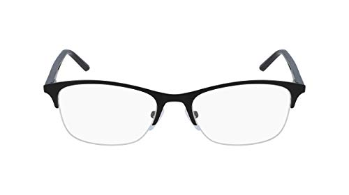 Armação para óculos de grau feminino DKNY DK3000 001, Black, 5017