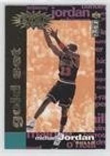 Michael Jordan (Basketball Card) 1995-96 Upper Deck Collector's Choice - Prize Crash the Game - Gold Scoring #C30