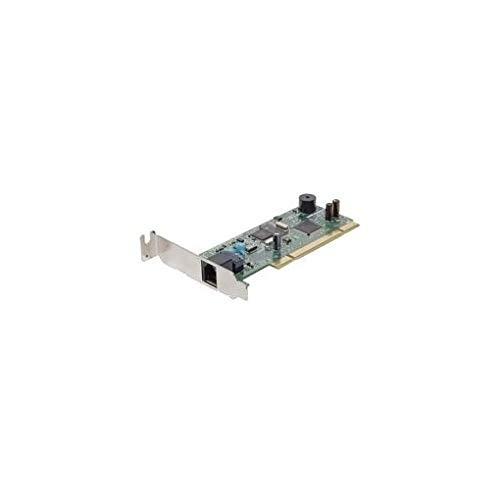 US Robotics 56K V.92Low Profile PCI Modem 56Kbit/s Modem–Modems (56Kbit/s, PCI, V.92, V.90, V.34, V.32bis, V.32, V.22bis, v.22, V.23, v.21, 0–50°C, 20–80%,-20–70°C)