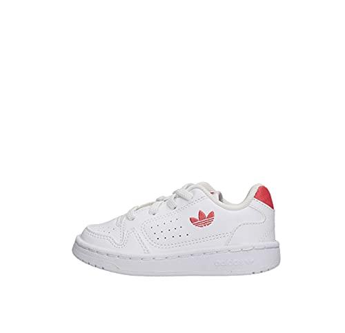 adidas NY 90 Sneaker White Kids FX6481 - White - 27