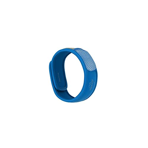 PARA'KITO Mückenschutz Armband Blau