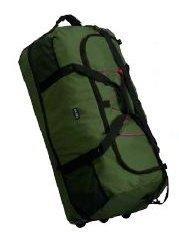 3 wieltjes - reistas - sporttas - vrijetijdstas - slechts 1,4 kg - plooi - 80 cm - volume tot 140 liter. - 4 kleuren