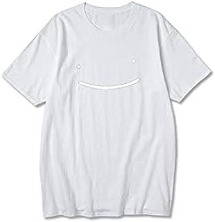 Wanxiaoyyyinnsdx Mens Henley Short Sleeve, T-shirts Men Cotton T Shirt Harajuku Men's Short Sleeve T-shirt Tops Streetwear...