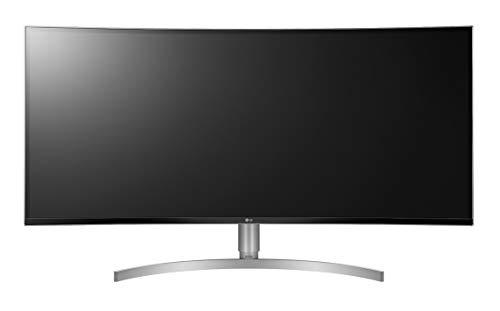 LG 38WK95C-W 38-Inch Class 21:9 Curved UltraWide WQHD+ Monitor with HDR 10 (2018) (Renewed)