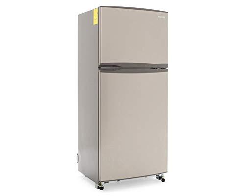 Refrigerador 14 pies 2 puertas Silver