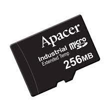 AP-MSD256ISI-1T Memory Cards IND microSD SLC ETemp256MB