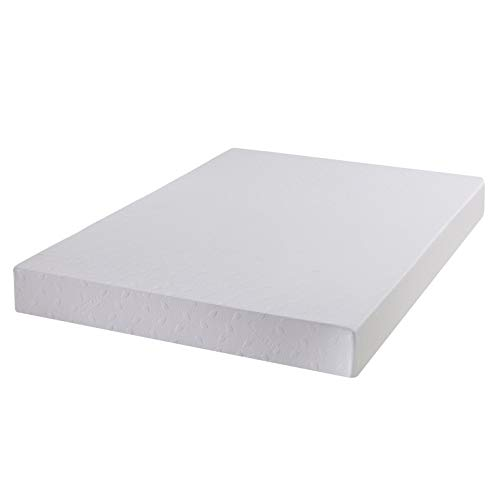 Limitless Home Sol10 Single 175mm Reflex Foam 75mm Memory Foam Temperature Sensitive Mattress