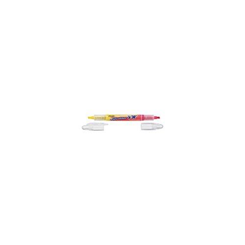 パイロット 蛍光ペン スポットライターVW イエロー&ピンク SVW-15SL-YP / 10セット