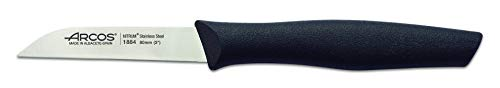 Arcos 188400 Cuchillo, Acero Inoxidable, Negro, 20 cm, 20