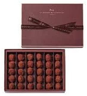 メゾンデュショコラ LA MAISON DU CHOCOLAT トリュフ プレーン 30粒入 チョコレート ホワイトデー ギフト