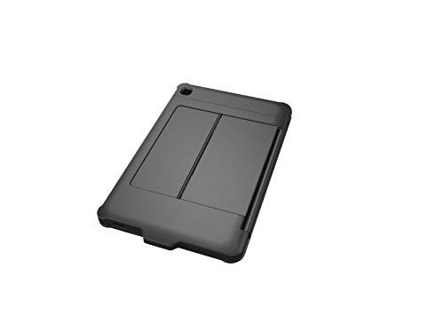 SAMSUNG ITFIT Book Cover Keyboard Galaxy Tab S6 Lite - Passend für Galaxy Tab S6 Lite P610N, Galaxy Tab S6 Lite P615N, schwarz, GP-FBP615SAABW