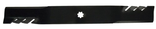 Oregon 92-615 Gator G3 Lawn Mower Blade, 21-15/16-Inch, Replaces Sunbelt, Stens, Rotary, John Deere, Arnold and More