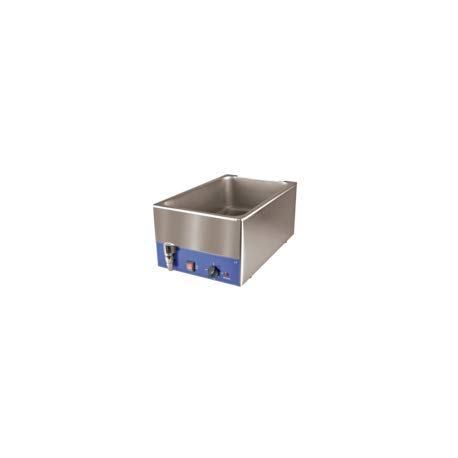 Baño maría eléctrico GN 1/1 profundidad 150 mm – L2G