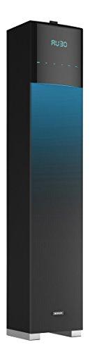 Sogo ALT-SS-8725 - Altavoz Torre subwoofer y función Karaoke, Color Negro y Azul