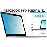 Kuzy 15-Inch Screen Protector Film for Apple MacBook Pro 15.4-Inch with Retina Display A1398
