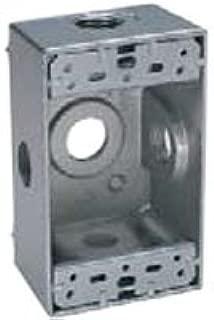 Raco 5323-0 1G DEEP WP BOX 5 1/2 XLUGS