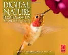 Digital Nature Photography by John Gerlach, Barbara Gerlach [Paperback]