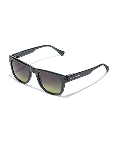 HAWKERS TOX-Crystal Moss Gafas de Sol, Verde, One Size Unisex Adulto