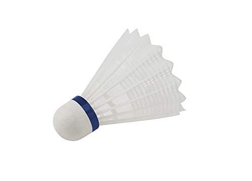 HUDORA Unisex– Erwachsene Badmintonball Champ, 3 Stück, One Size