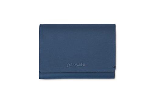 Pacsafe Rfidsafe Tec Slim Trifold portafoglio, Navy (blu) - PAC10625_2_Bleu Marin/606