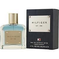 Hilfiger Est. 1985 by Tommy Hilfiger for Men. Eau De Toilette Spray 1.7 - Ounces