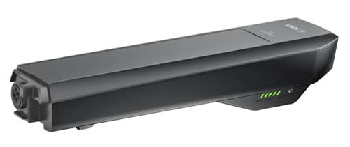 Bosch PowerPack 300 Rack, 300Wh, inkl. Bedienungsanleitung Gepäckträgerakku, Platinum, Wh-36 V