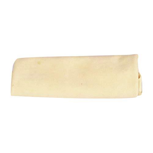 Ba30DEllylelly Paño de Limpieza de Coche de Cuero de Gamuza Natural Toalla Absorbente de Gamuza de Lavado