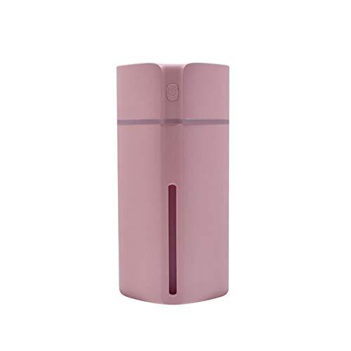 TangLong 280ML portátil umidificador USB aromaterapia Coche humidificador de Aire ultrasónico Aceite...