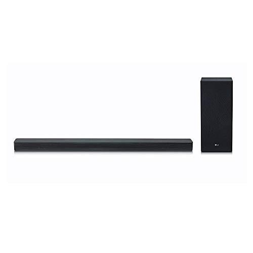 LG SK6Y 2.1 ch High Res Audio Sound Bar with DTS Virtual:X Sound (2018) (Renewed)