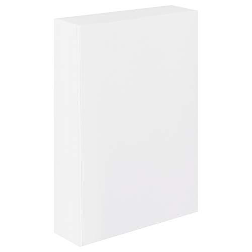 Amazon Basics - Carta fotografica semi-lucida, 10 x 15,2 cm, 300 g m², confezione da 100