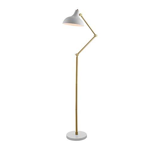 Lámpara Diseñador LED pie Ajustable de Alta Vertical de Lectura/Craft luz del Piso de...