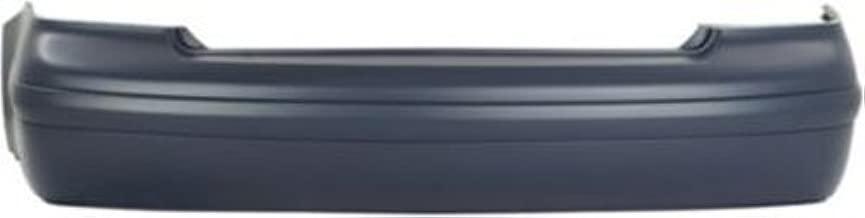 vw jetta rear bumper replacement cost