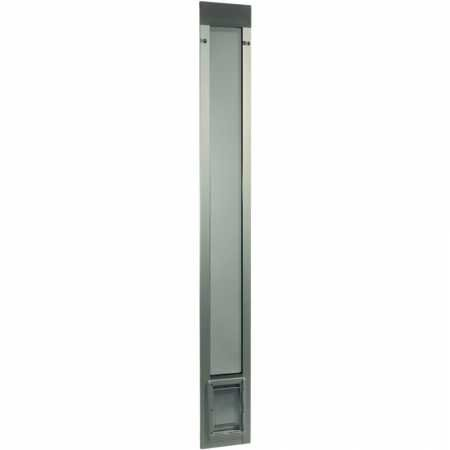 Fast Fit Pet Patio Door 80' Small (Mill)