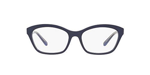 Ralph Lauren 0RL6186 Monturas de gafas, Blue Navy, 52 para Mujer
