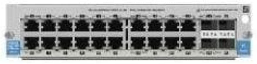 Procurve Switch Vl 20P GIG-T+4P Sfp Mod Provides 20-PORTS Of 10/100/1000-T and 4 (Certified Refurbished)