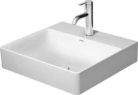 Duravit Waschtisch DuraSquare 500m Weiß, WG, 23535000791