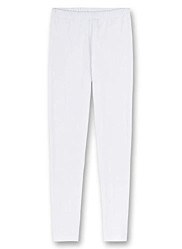 Sanetta Sanetta Lange Unterhose schmal geschnitten,weiß 344666 (128)