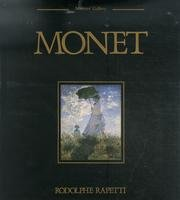 Monet: Masters Gallery (Masters' Gallery) 0517025558 Book Cover